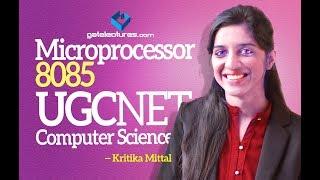 Timing Diagram 8085 Microprocessor ugc net computer science