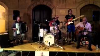 Achille Pellegrini(fisa) Aurelio Cerro(drums)