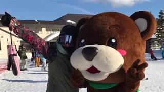 2019.1.4 会津高原だいくらスキー場