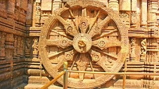 750 Year Old Sundial at Konark, India - Moondial too?