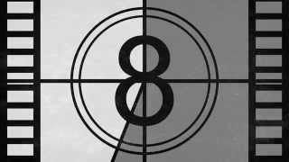 Film Countdown - 10 seconds