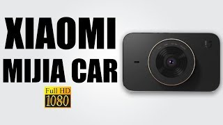 Xiaomi mijia Car DVR Camera - 160 Degree Wide Angle / WiFi Connection / Parking Monitoring