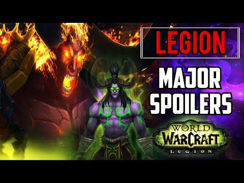 HUGE Leaked Information: Is This How Legion Ends? - World of Warcraft