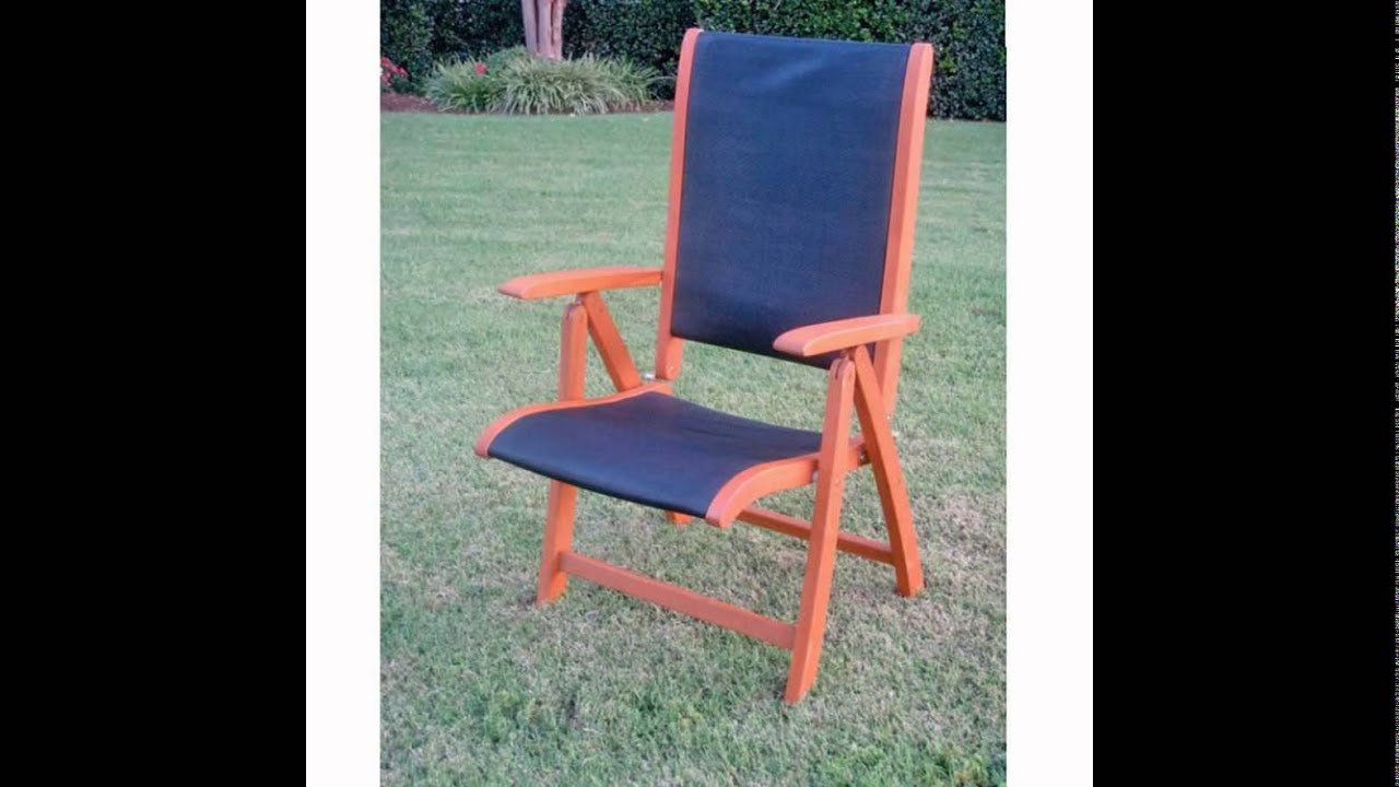 folding patio chairs - Folding Outdoor Chairs