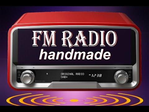 Простое FM радио своими руками