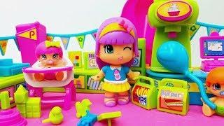 PINYPON BABY PARTY - unboxing nuovi giochi per bambine e ragazze - sono nati i dolci bebè Pinypon!