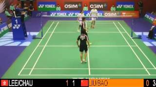 SF - XD - LIU C. / BAO Y.X. vs LEE C.H. / CHAU H.W. - 2013 Hong Kong Open