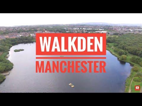 Walkden Manchester Phantom 3 Drone