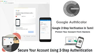 How to Secure Google Account In Tamil - by Behind Facts