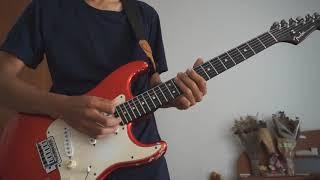 มักอ้ายหลายเด้อ - กวาง จิรพรรณ [ Guitar cover ]