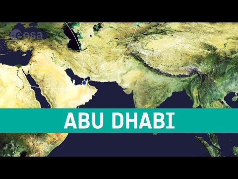 Earth from Space: Abu Dhabi