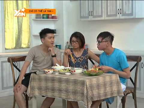 Chỉ Có Thể Là Yan: Những kiểu bữa cơm gia đình