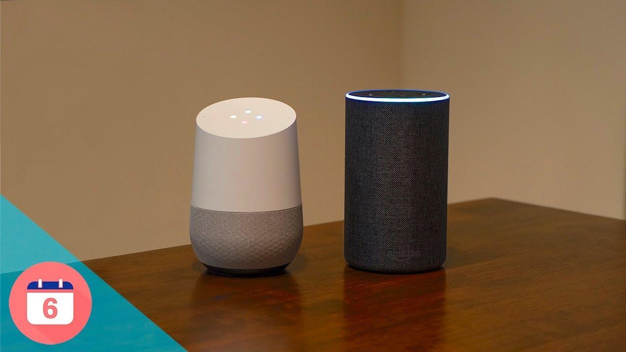 Google Home Max Vs Amazon Echo Show