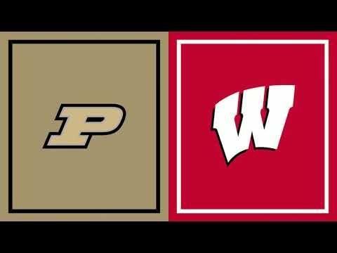 Wisconsin at Purdue | First Half Highlights | March 2, 2021 | Big Ten Basketball