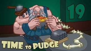Time to Pudge - 19 выпуск. Pudge.  ДОБРОЕ УТРО СТРАНА! !