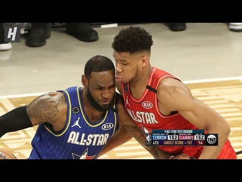 2020 NBA All-Star Game - INTENSE 4th Quarter Full Highlights