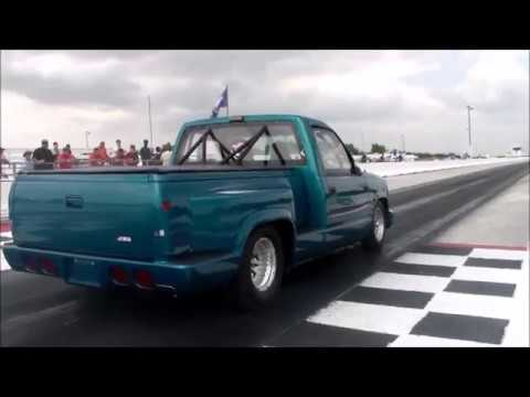 CHEVY STEPSIDE DRAG TRUCK - YouTube