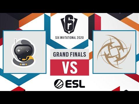 Spacestation Gaming vs. Ninjas in Pyjamas – Six Invitational 2020 – Playoffs – Day 8
