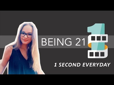 One Second Everyday - Age 21 image