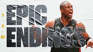 Dwyane Wade's This Is My House Game!   Final 5:00 2OT