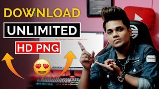 How to Download Free HD PNG for Photo Editing   Free HD PNG Download Site   Taukeer Editz