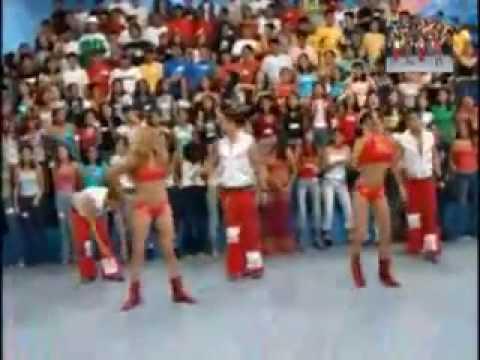 Exporto Brasil - Baile de Maosiña(Paloma Fiuza)