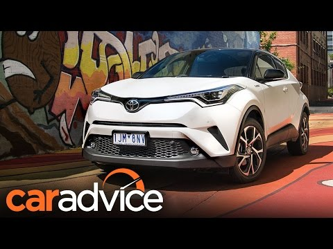 2017 Toyota C-HR review   CarAdvice