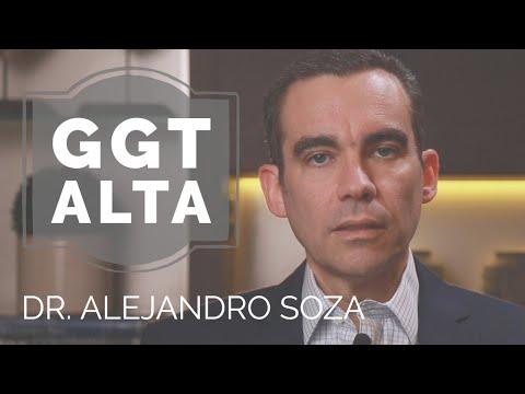 GGT alta: Por qué puede elevarse la gamma glutamil transpeptidasa