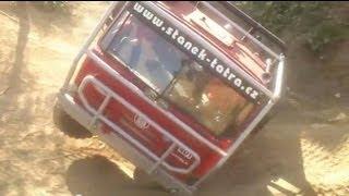 Truck Trial Mohelnice 2012 - Převracení Tatry HD