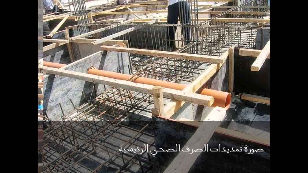 مراحل بناء قواعد المبنى Foundation Youtube
