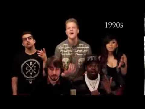Pentatonix - Evolution  Music, N'SYNC Medley, We Are Young, Payphone