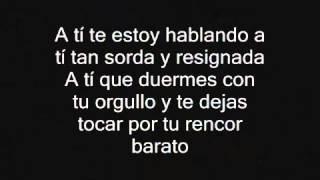 A Tí Ricardo Arjona letra