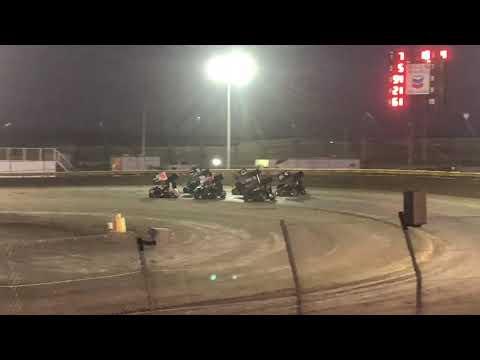 Lemoore Raceway 9/7/19 Restricted Heat