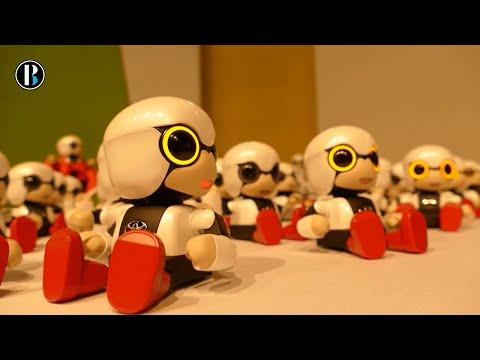 Toyota lanza el robot Kirobo Mini que revoluciona las relaciones con humanos