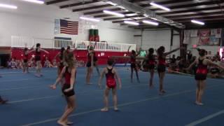 Top Notch Gymnastics Recital 2017