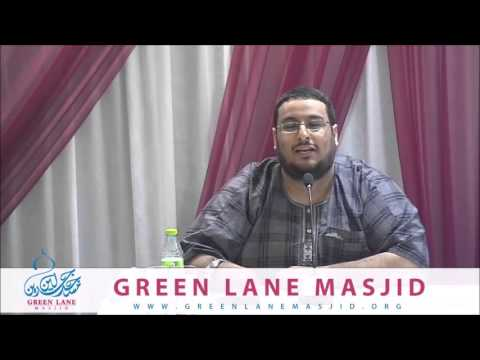 Sheikh Yahya Ibrahim - You must test the man or woman before marriage