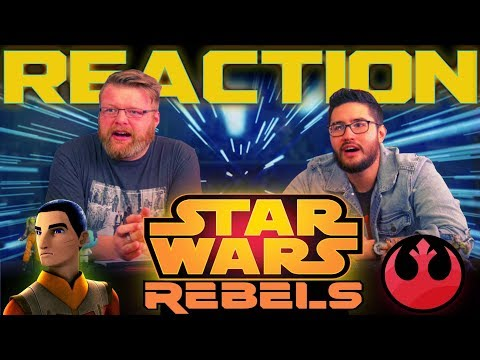 Download Youtube: Star Wars Rebels Mid-Season 4 Trailer REACTION!!