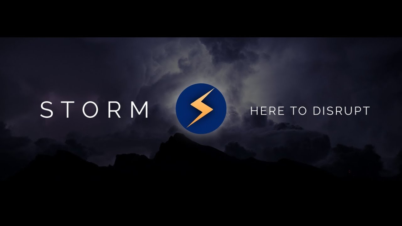 Live Interview with Storm Token CEO - Simon Yu