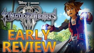 Kingdom Hearts 3 | Early Review