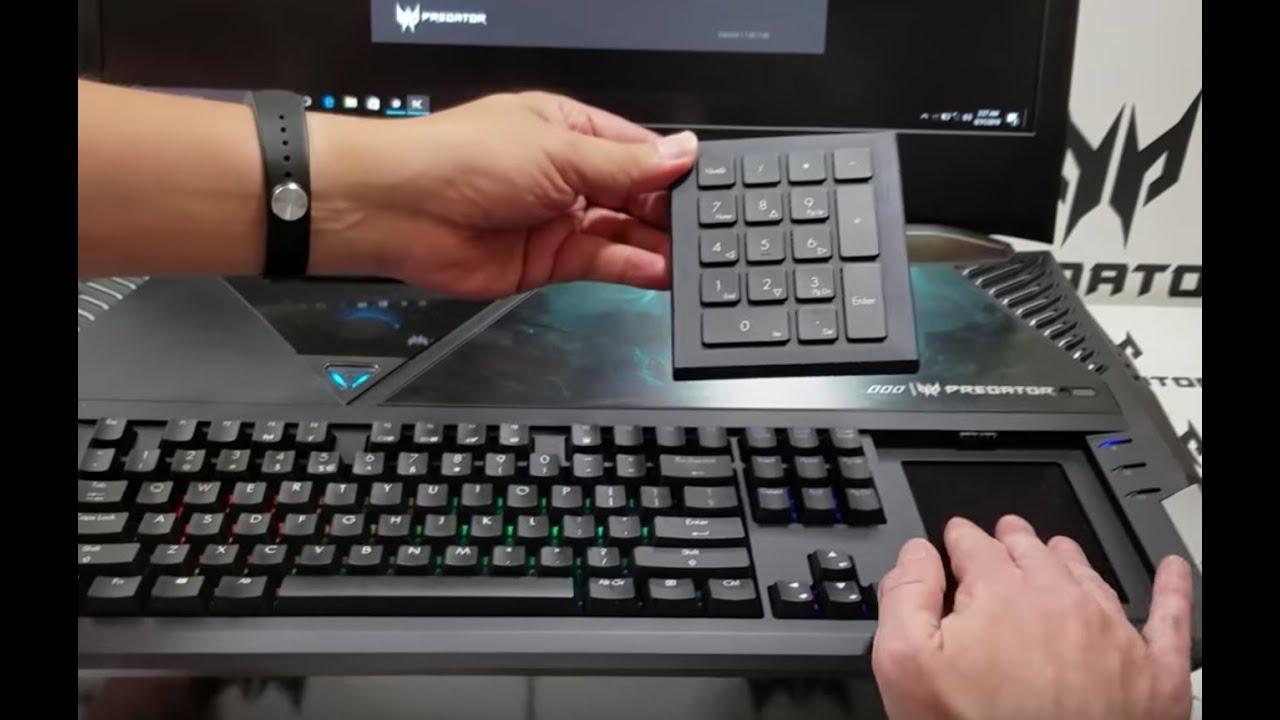GTA 10'u Bile Kaldırabilecek Laptop: Çİft GTX 1080'li Acer Predator 21 X İncelemesi