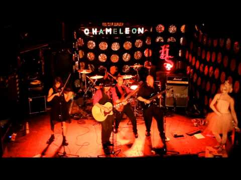 """Mutiny"" LIVE @ The Chameleon Club"