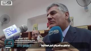 عبد الحكيم عبد الناصر: الشعب رد حق والدي في 25 يناير و30 يونيو