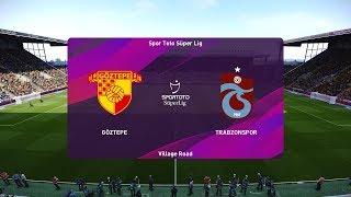 PES 2020   Goztepe vs Trabzonspor - Super Lig   Full Gameplay   1080p 60FPS