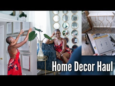 ✨Glam Home✨ HOME DECOR HAUL