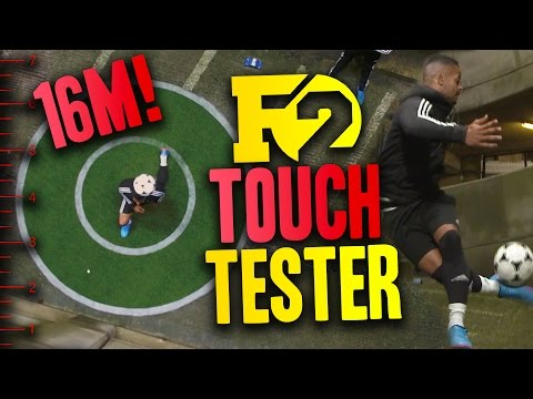 FIRST TOUCH CHALLENGE! | THE F2 SHOW EP. 4