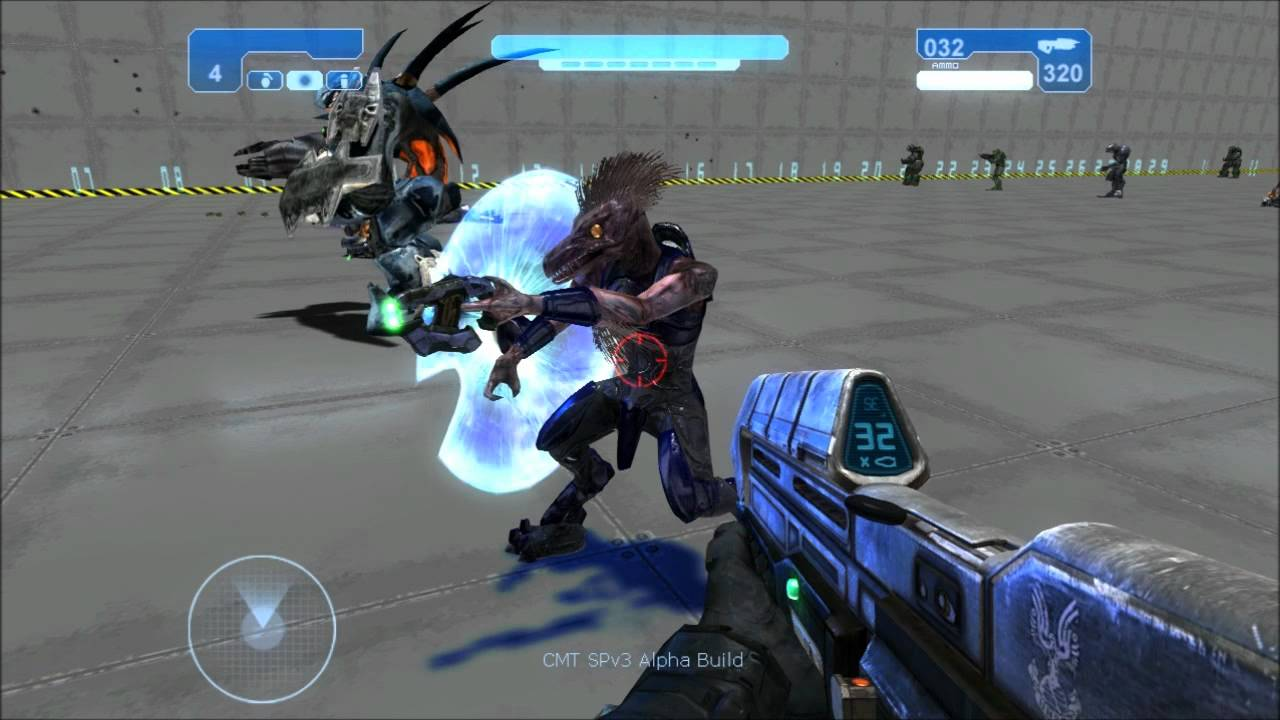 Cmt spv3 truth and reconciliation official trailer for Portent halo ce