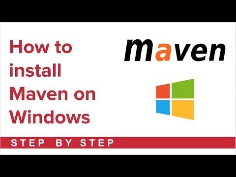 How To Install Maven On Windows - Beginner Tutorial - YouTube