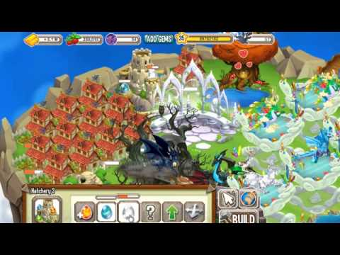 Dragon City Breeding Guide How to Breed Crystal Dragon EASY