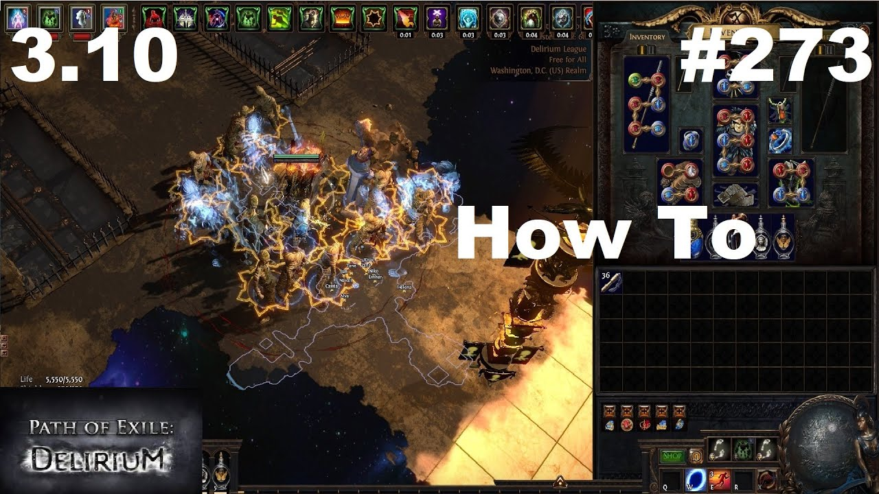 How To Reserve Mana For All The Auras 273 Youtube The enlightened is a divination card item in path of exile. how to reserve mana for all the auras 273