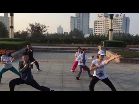 10/19/16 Guo Jie Tai Chi @ Qingdao Olympic Park, China